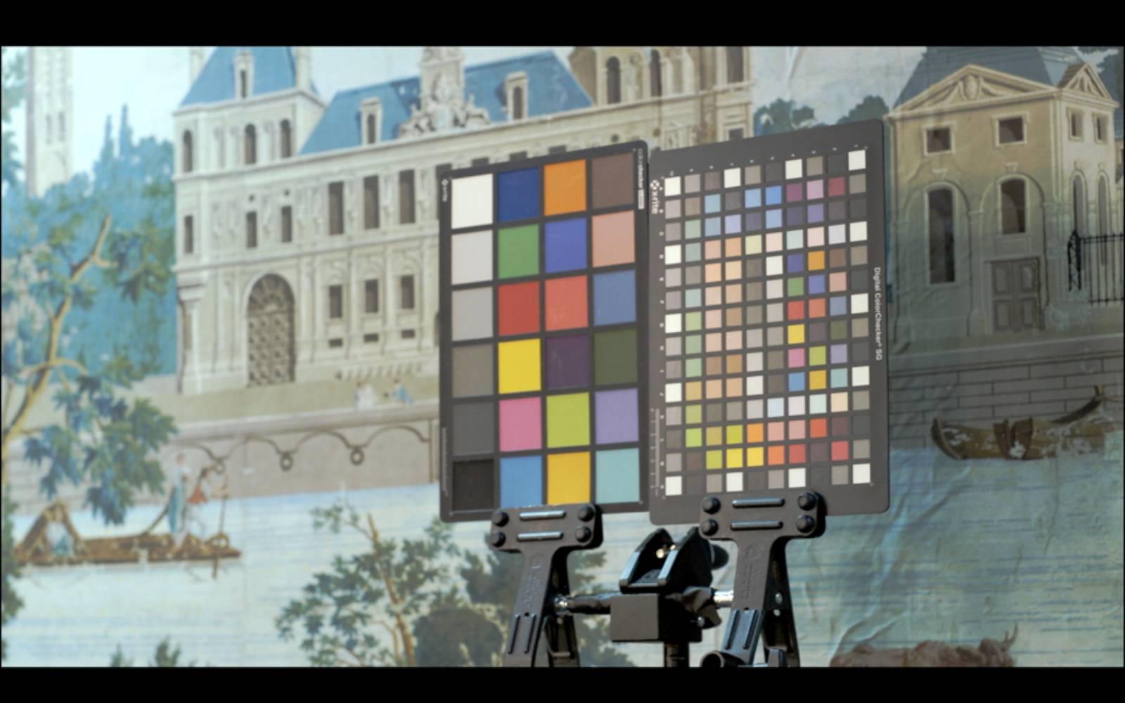 Les coulisses d'une photographie Ultra HD en vidéo