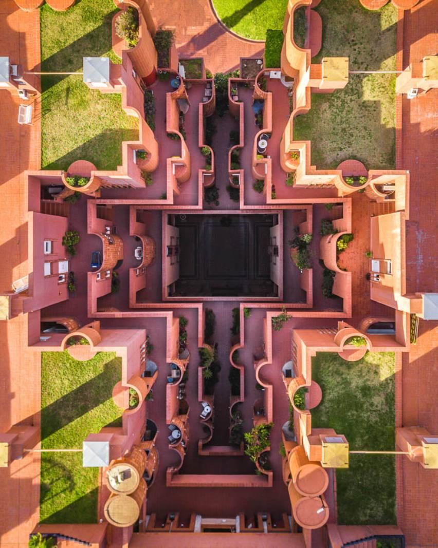 Barcelona from above ©️ Márton Mogyorósy