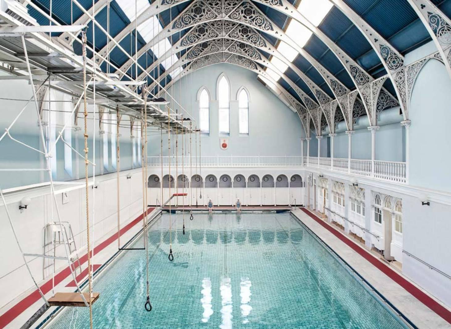 Western Baths ©️ Soo Burnell