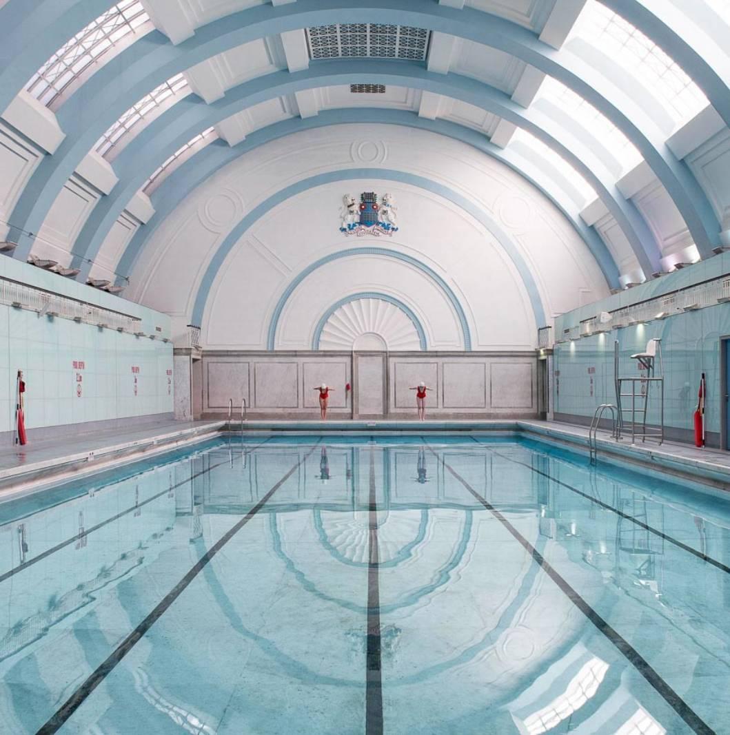 Marshall Street Swimming Pool ©️ Soo Burnell