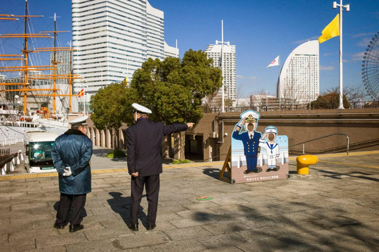 Minatomirai, Yokohama, Nov 2013 ©️ Shin Noguchi