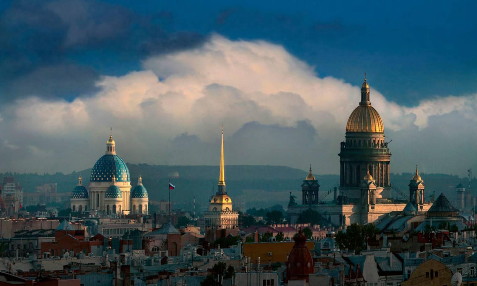 Voyage photo à Saint-Pétersbourg