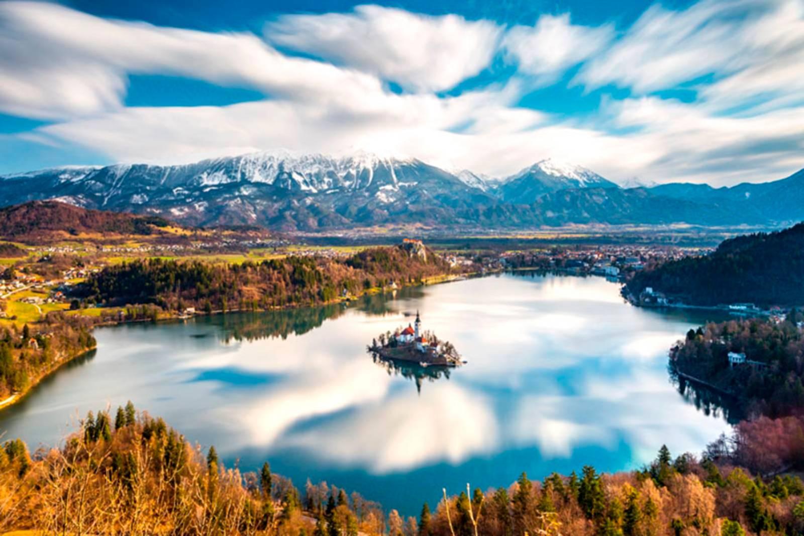 paysage de slovenie