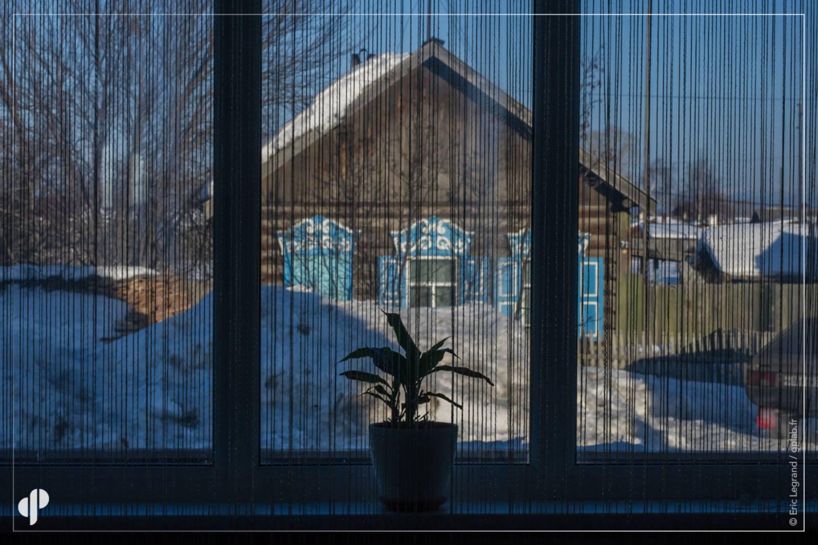 voyage baikal de l'ice camp à la ville d'Oust-Bargouzine