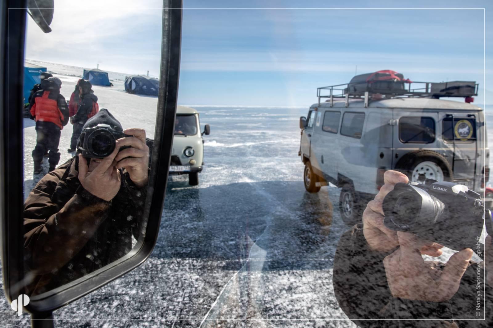 Test du Lumix GH5S sur le lac Baïkal ©️ Natalya Saprunova