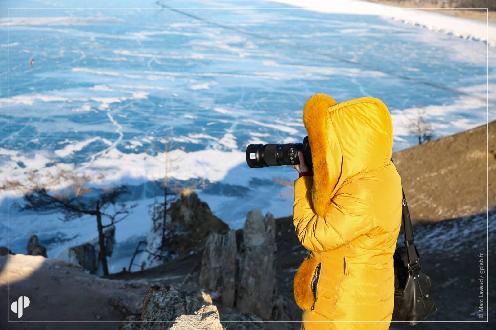 la photographe Natalya Saprunova avec un objectif sigma sur Canon