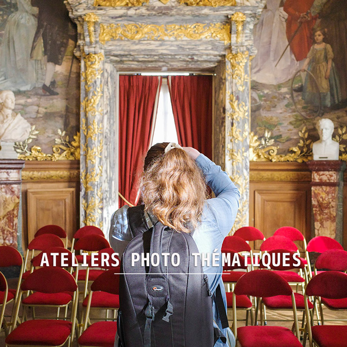 Atelier Photo à l'Opéra Comique