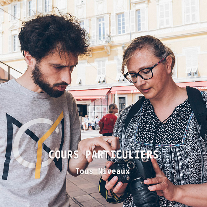 Cours Photo Particulier