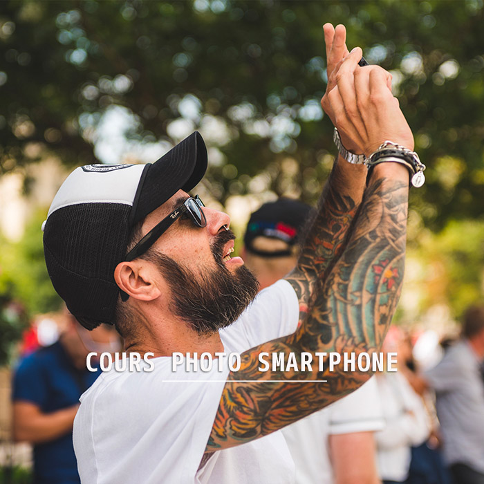 Cours Photo Smartphone