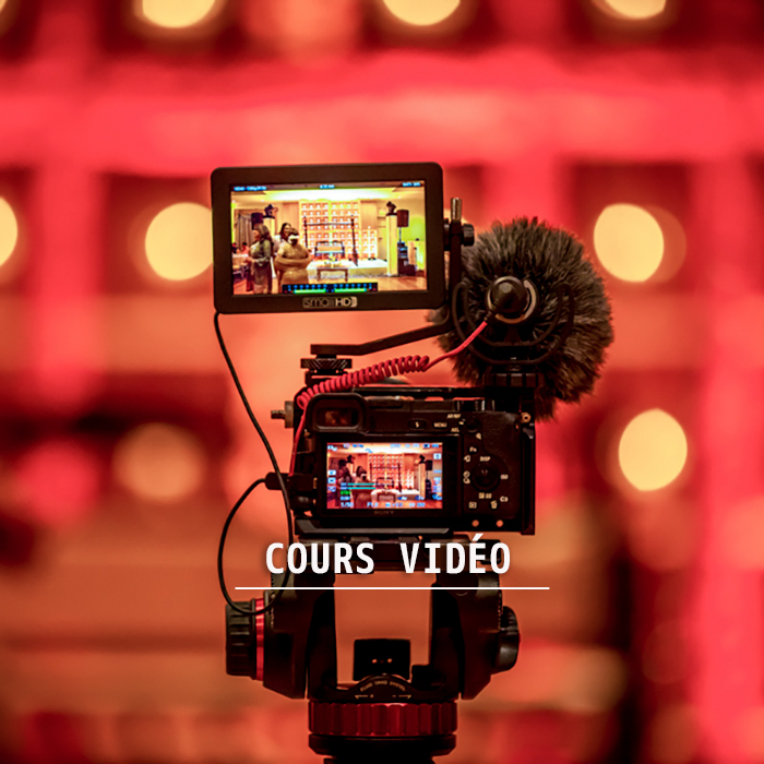 Cours video