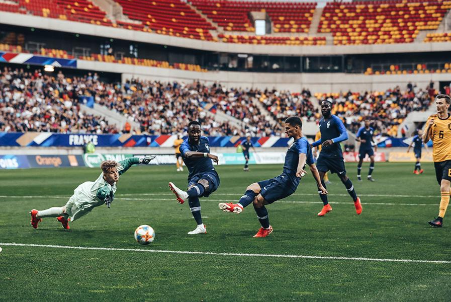 Concours Talents 2020 : les émotions du football par Arnaud Baumela