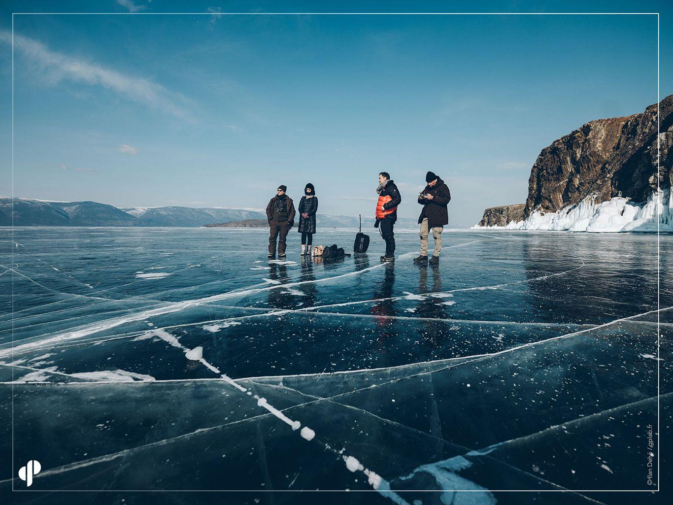 Voyage Baikal : le détroit de Maloyé Moré