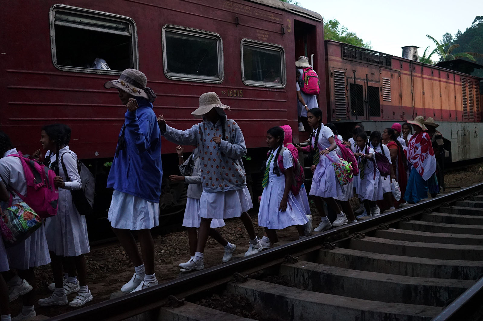 Elie Kauffmann vous fait découvrir le Sri Lanka