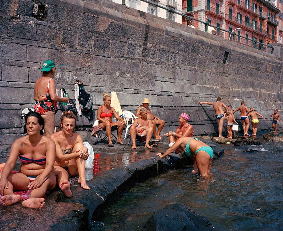 Voir Naples et mourir, une série photo de Sam Gregg