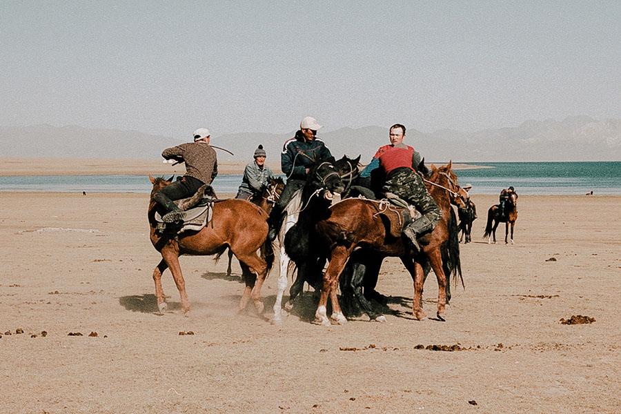 Open Land, découvrez le Kirghizistan grâce à David Schermann