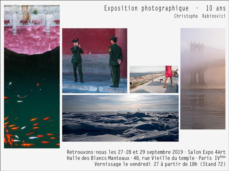 Christophe Rabinovici, du cinéma à la photographie