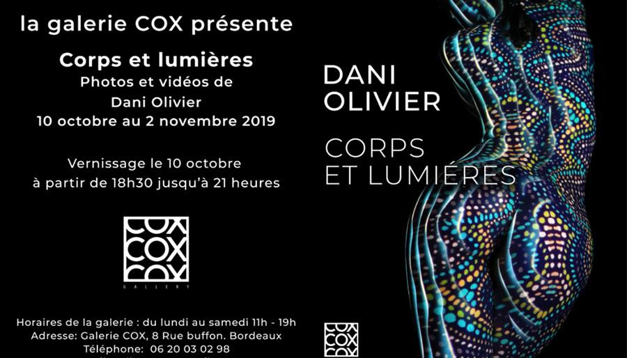 Exposition - La beauté nue par Dani Olivier