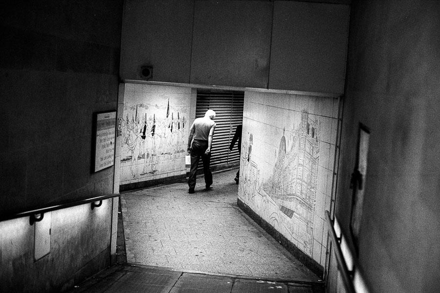 Street photography, organiser et composer une image sur le vif