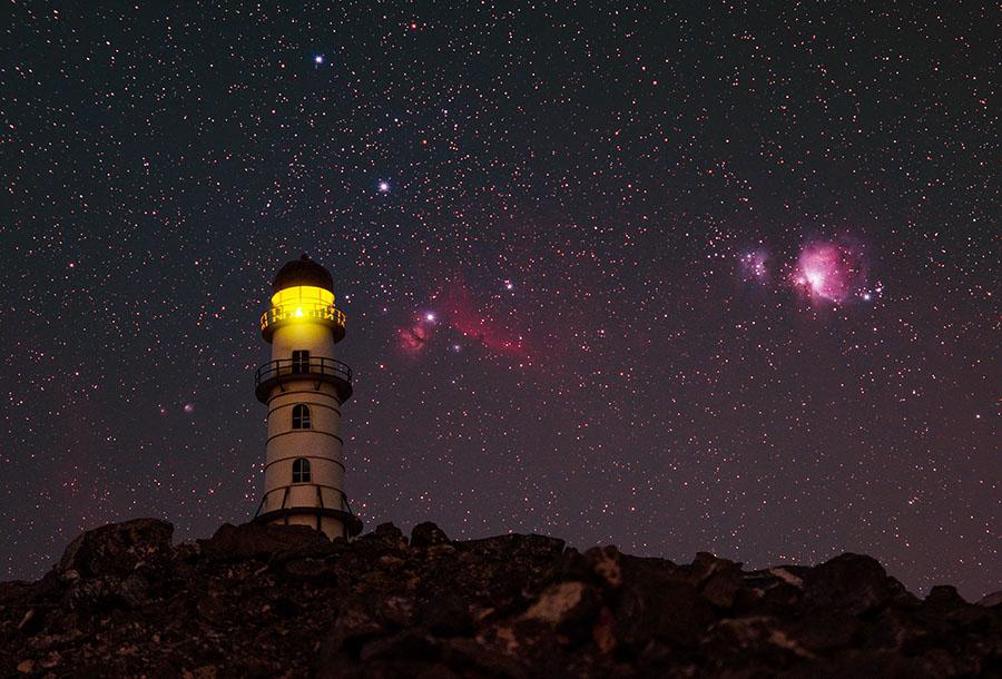 L'astrophotographie par Samy Al Olabi