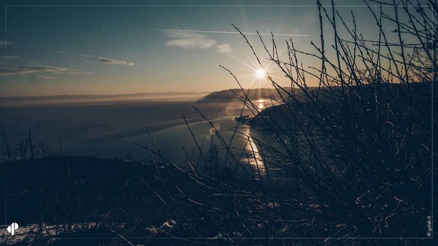 Voyage Baikal : l'arrivée