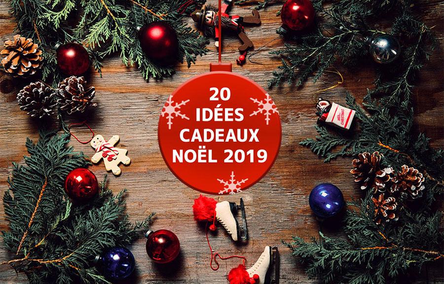20 idées de cadeaux de Noël pour les amoureux de la photo en 2019 !